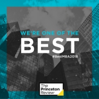 Princeton Review Best MBA 2018